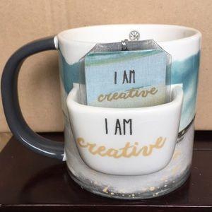 Other - NWT I Am Creative Mug
